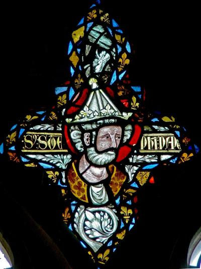 Window N-5 Depicting St Stephen--Giclee Print