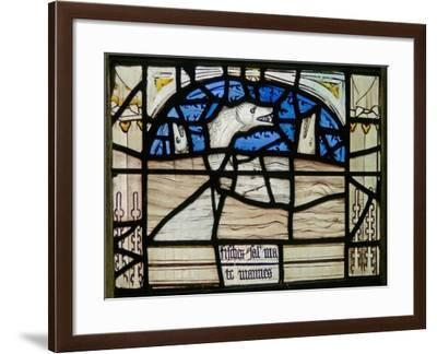 Window N3 Depicting the Last Fifteen Days of the World--Framed Giclee Print