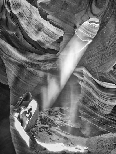 Window Rock Lower Antelope Canyon, Page, Arizona, USA-John Ford-Photographic Print