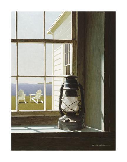 Window's Edge-Zhen-Huan Lu-Art Print