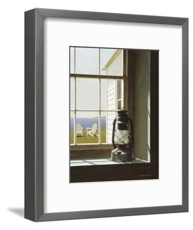 Window's Edge-Zhen-Huan Lu-Framed Art Print