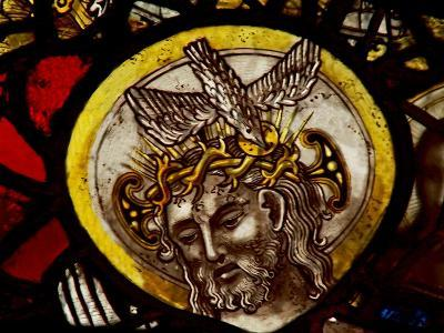 Window S1 Depicting Christ - from the Trinity Panel--Giclee Print