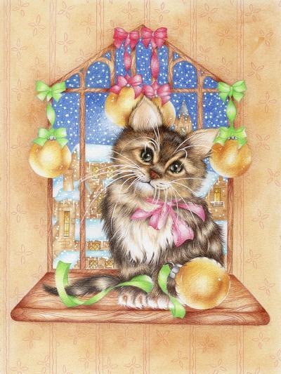 Window Scene-Karen Middleton-Giclee Print