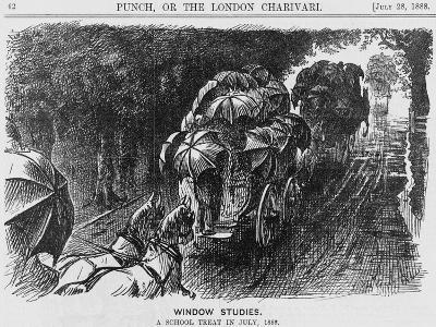 Window Studies, 1888--Giclee Print