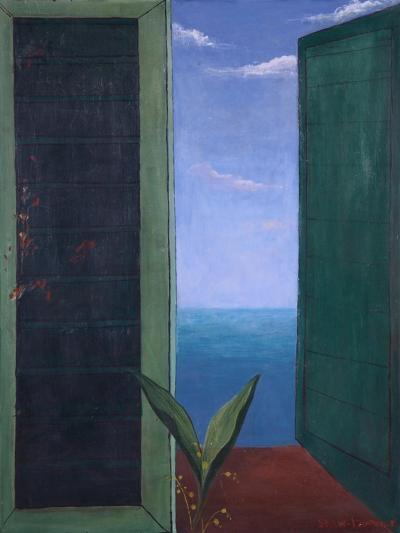 Window to Italy, 1978-Bettina Shaw-Lawrence-Giclee Print