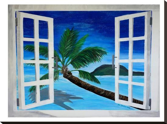 window-to-paradise