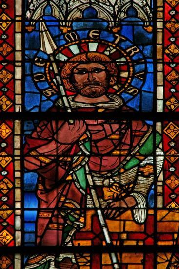 Window W203 Depicting St Demetrius--Giclee Print