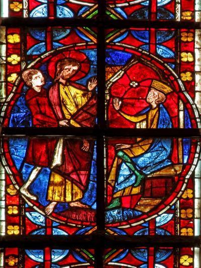 Window W210 Depicting St James before Herod--Giclee Print