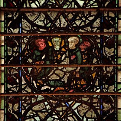 Window W60 Depicting a Scene from the Life of St Paul--Giclee Print