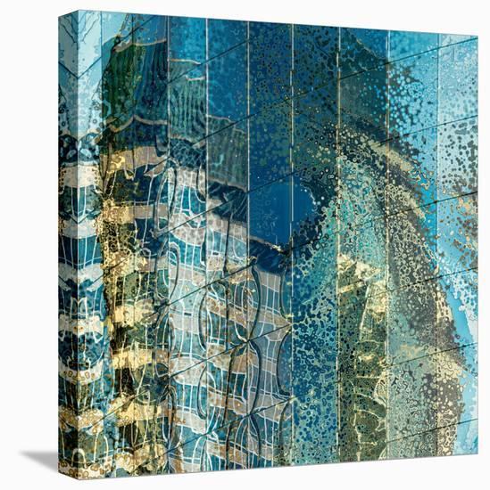 Windows - Old and New-Ursula Abresch-Stretched Canvas Print