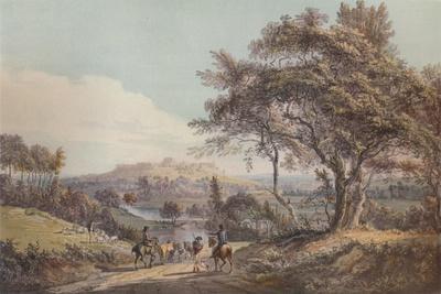 Windsor, 1785-Paul Sandby-Giclee Print