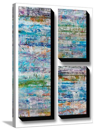 Windsound-Hilario Gutierrez-Stretched Canvas Print