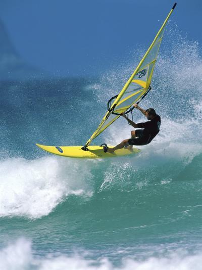 Windsurfer--Photographic Print