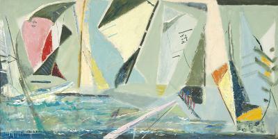 Windward Mark-Virginia J^ Ward-Giclee Print