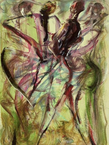 Windy Day-Ikahl Beckford-Giclee Print
