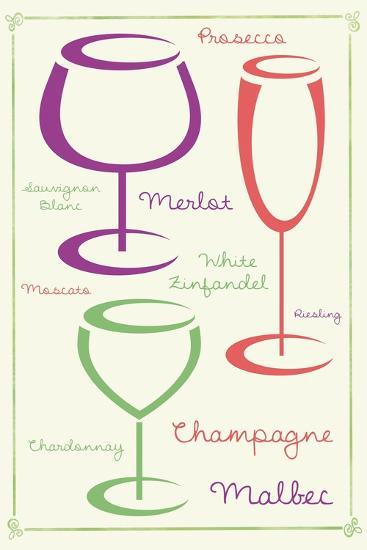 Wine 2 C-Lauren Gibbons-Art Print