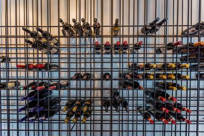 Wine Bottles, Reykjavik, Iceland