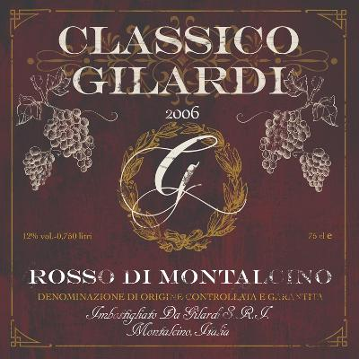 Wine Cellar VI-Fiona Stokes-Gilbert-Giclee Print