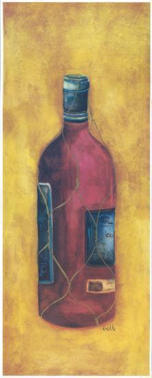 Wine Collection I-Evol Lo-Art Print