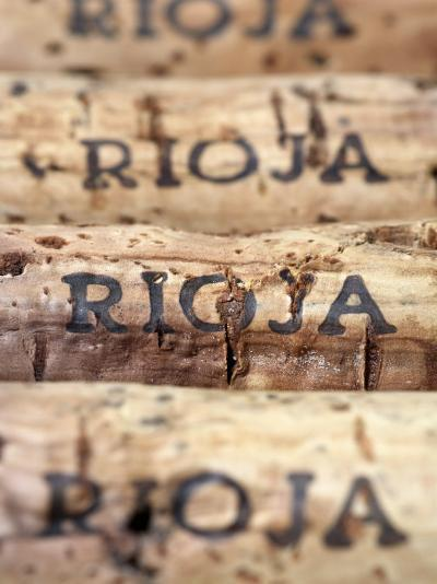 Wine Corks from Rioja-Frank Tschakert-Photographic Print