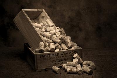 Wine Corks Still Life I-C^ McNemar-Photographic Print