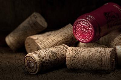 Wine Corks Still Life IV-C^ McNemar-Photographic Print