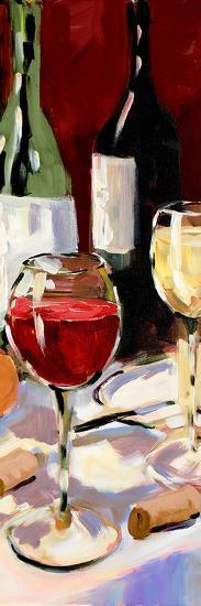 Wine & Dine II-Jane Slivka-Art Print