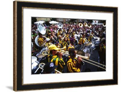 Wine Festival, Neuchatel, Switzerland--Framed Photographic Print