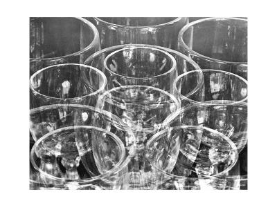 Wine Glasses (Experiment with Similar Forms), Mexico City, 1925-Tina Modotti-Photographic Print