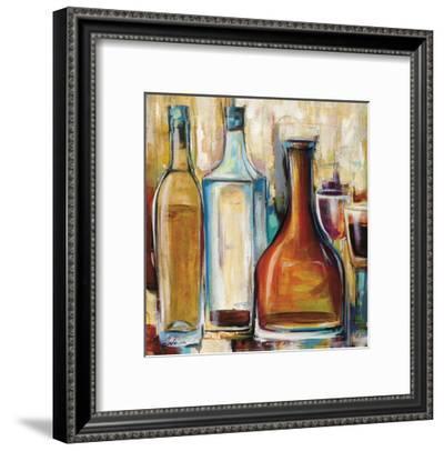 Wine I-Judeen-Framed Art Print