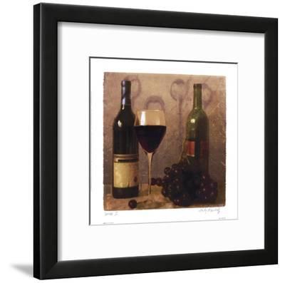 Wine I-Judy Mandolf-Framed Art Print