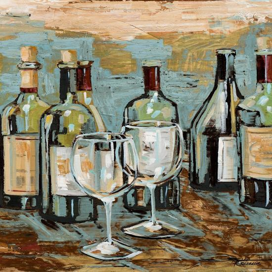 Wine II-Heather A^ French-Roussia-Premium Giclee Print