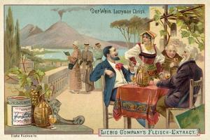 Wine: Lacryma Christi