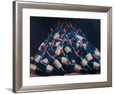 Wine Tasted, 2012-Lincoln Seligman-Framed Giclee Print