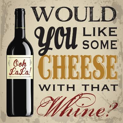 Wine & You 1-Melody Hogan-Art Print