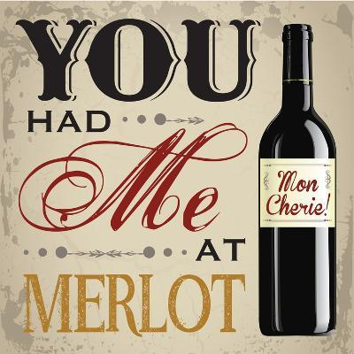 Wine & You 2-Melody Hogan-Art Print