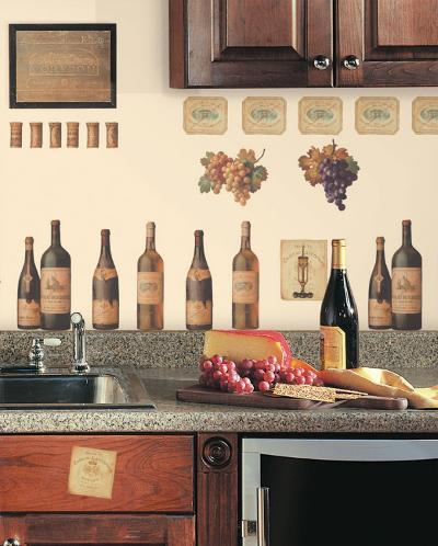 Wine--Wall Decal