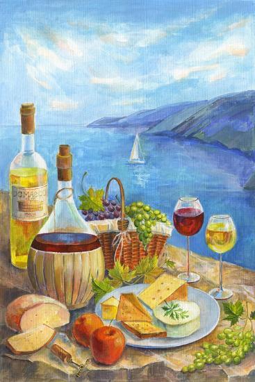 Wine-ZPR Int'L-Giclee Print