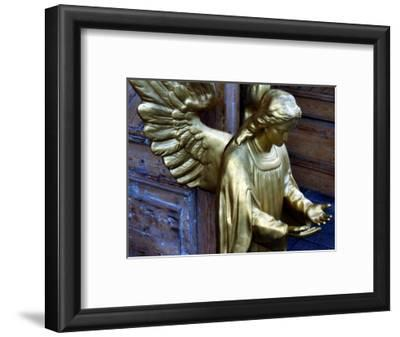 Golden Angel at Doors