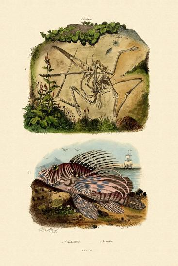 Winged Finger, 1833-39--Giclee Print