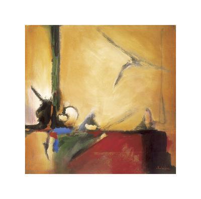 Winged Victory-Noah Li-Leger-Giclee Print