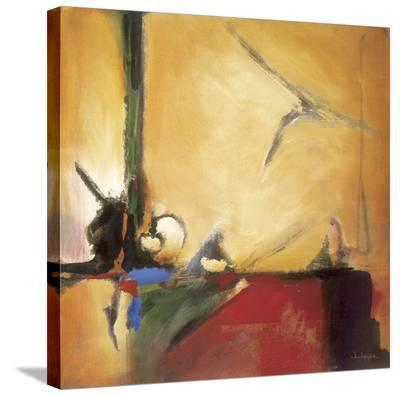 Winged Victory-Noah Li-Leger-Stretched Canvas Print