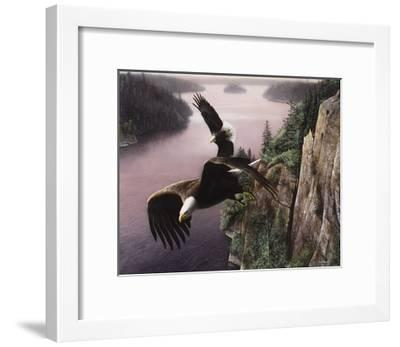 Wings Over the St. Croix-Kevin Daniel-Framed Giclee Print