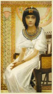 Queen Ankhesenamun Queen of Tutankhamun by Winifred Brunton