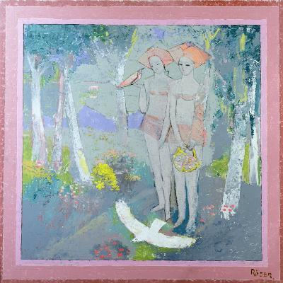Wink, 1996-Endre Roder-Giclee Print