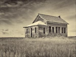 The Grassland's School House by Wink Gaines