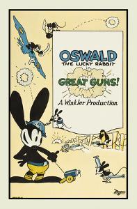 Great Guns by Winkler