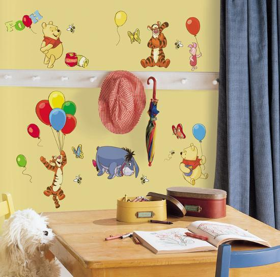 Winnie The Pooh Friends L Stick Wall Decals Decal By Art