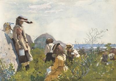 Berry Pickers, 1873
