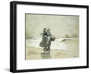 Blyth Sands, 1882 by Winslow Homer